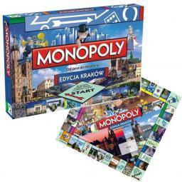 Hasbro Monopoly Kraków wersja angielska (27564)