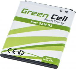 Bateria Green Cell EB-L1G6LL do Galaxy SIII S3 2100mAh (BP18)