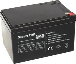 Green Cell Akumulator żelowy AGM Green Cell 12V 14Ah (AGM08)
