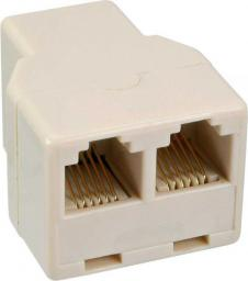InLine Adapter  1x RJ12 - 2x RJ12 (69999B)