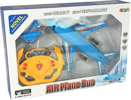 Samolot RC Import leantoys Samolot Zdalnie Sterowany Ready To Fly (9395)