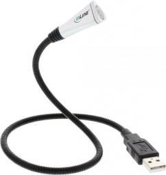 Lampka USB InLine Lampka LED, USB (67541B)