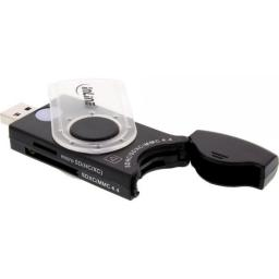 Czytnik InLine USB 3.0 SD SDHC SDXC microSD - 66773