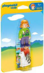 Playmobil Kobieta z kotem (6975)