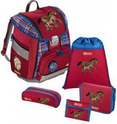 """Step by Step SBS TOUCH SET SZKOLNY 5 CZ. """"HORSE FAMILY  (001298380000)"""