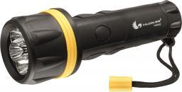 Latarka Falcon Eye Gumowa, bateryjna, ręczna 7 LED (FHH0022)