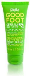 Delia Cosmetics Good Foot Serum regenerująco-zmiękczające do stóp z mocznikiem 60ml