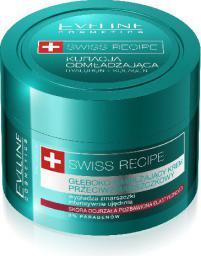 Eveline Swiss Recipe Głęboko nawilżający krem przeciwzmarszczkowy do twarzy i ciała 50ml