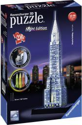 Puzzle 3D Chrysler Building Night Edition (125951)