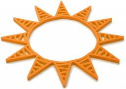 Meliconi Podstwka pod garnek Orange (65500062195OR)
