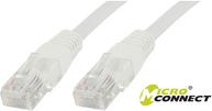 MicroConnect Kabel CAT 6 U/UTP 3m PVC Biały (B-UTP603W)