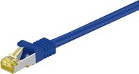 MicroConnect CAT 7S/FTP  RJ45 BLUE 1m (SFTP701B)