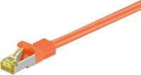 MicroConnect CAT 7 S/FTP  RJ45 ORANGE 2m (SFTP702O)