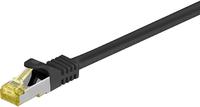 MicroConnect CAT 7 S/FTP  RJ45 BLACK 3m (SFTP703S)