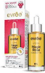 Evree Magic Rose 30+ Olejek do twarzy i szyi upiększający na dzień i noc  50ml