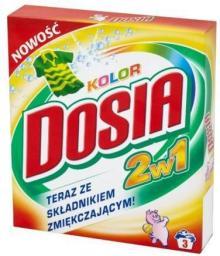 Dosia Proszek do prania Kolor ze składnikiem zmiękczającym 0,3kg