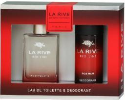 La Rive Zestaw Red Line