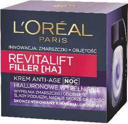 L'Oreal Paris Krem do twarzy Revitalift Filler Anti-Age przeciwstarzeniowy 50ml