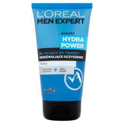 L'Oreal Paris Loreal Men Expert Hydra Power Żel myjący do twarzy  150ml - 0288455