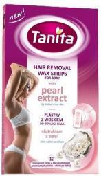 Tanita *Plastry d/depil.ciała z perłą - 0433735