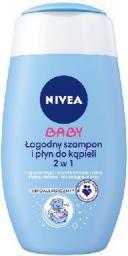Nivea Baby Szampon i płyn do kąpieli 2w1   200ml