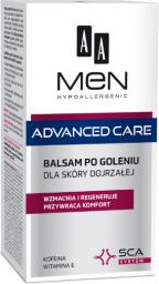 AA Cosmetics Men Adventure Care Balsam po goleniu dla skóry dojrzałej 100ml