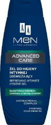 AA Cosmetics Men Adventure Care Żel do higieny intymnej odświeżający  250ml