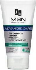 AA Cosmetics Men Adventure Care Żel do mycia twarzy matujący  150ml - 055315