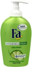 Fa Mydło w płynie Clean & Pure Lime 250ml