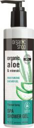 Organic Shop Żel pod prysznic Nawilżający Źródła termalne SPA 280 ml
