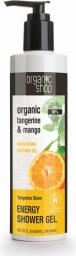 Organic Shop Żel pod prysznic Energetyczny Mandarynkowa Burza 280 ml