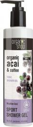 Organic Shop Żel pod prysznic Tonizujący Brazylijskie jagody Acai 280 ml