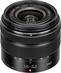 Obiektyw Panasonic Lumix G Vario 14-42mm f/3.5-5.6 II ASPH OIS (H-FS1442AEKA)