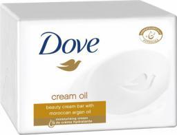 Dove  Mydło kostka Cream Oil 100g