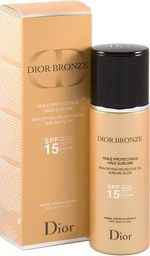 Christian Dior DIOR BRONZE OIL SPF15 125ML