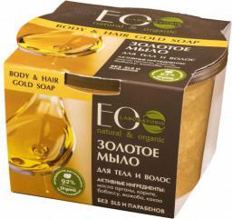 EO Laboratorie Złote marokańskie mydło do ciała i włosów
