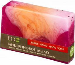 EO Laboratorie Naturalne mydło glicerynowe JAGODOWE 130g