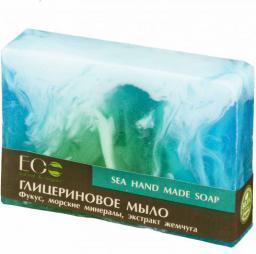 EO Laboratorie Naturalne mydło glicerynowe MORSKIE 130g