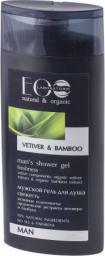 EO Laboratorie Man Odświeżający żel pod prysznic dla mężczyzn z organicznym ekstraktem z bambusa 250ml
