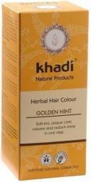 Khadi Henna naturalna ZŁOTY BLOND