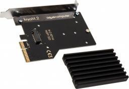 Aqua Computer Adapter M.2 SSD NGFF - PCIe (53223)