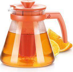 Tescoma TEO TONE 1,25 l. z sitkami do zaparzania, pomarańczowy