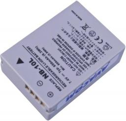 Akumulator Avacom Canon NB-10L Li-Ion 7.4V,  850mAh,  6.3Wh,  ver 2011 (DICA-NB10-365)
