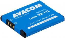 Akumulator Avacom Canon NB-11L Li-Ion 3.7V,  600mAh,  2.2Wh (DICA-NB11-335)