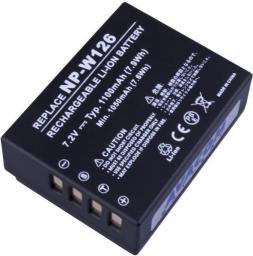 Akumulator Avacom Fujifilm NP-W126 Li-Ion 7.2V 1100mAh 7.9Wh (DIFU-W126-744)