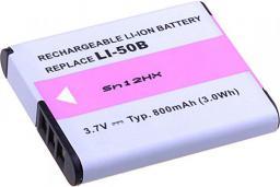 Akumulator Avacom Olympus Li-50B, Pentax D-LI92,  Li-ion 3.7V,  800mAh,  3Wh (DIOL-LI50-AVA)