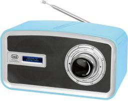 Radio Trevi DAB 792R niebieski