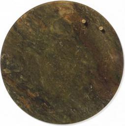 NAGA Tablica magnetyczna zielony marmur 35 cm (70511)