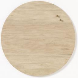 NAGA Drewniana tablica magnetyczna dębowa 45 cm (70790)