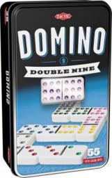 Tactic Domino dziewiątkowe w puszce (53914)